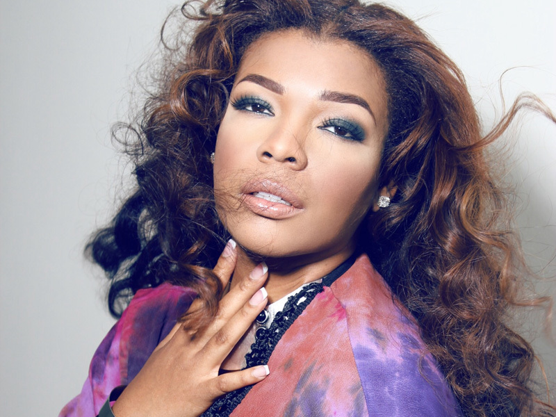 Syleena Johnson Live in London